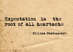 Faulty Expectations Unfulfilled